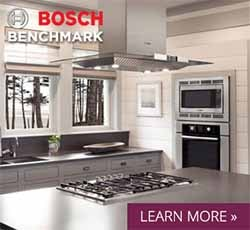 Shop All Bosch Benchmark Appliances